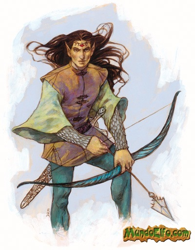 elfo guerrero fondo de - photo #9